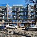 Wohnanlage am Preußenpark (Straßenansicht Pommersche Straße).jpg