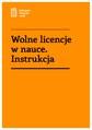 Wolne-licencje-w-nauce Instrukcja.pdf