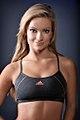 Woman wearing-Sports Bra 2014.jpg