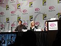 WonderCon 2011 - V panel with Marc Singer, Elizabeth Mitchell, and Scott Rosenbaum (5597114968).jpg