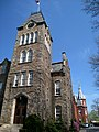 Worcester Polytechnic Institute, Worcester, MA - Boynton Hall.JPG