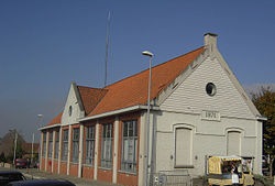 Wortegem-Petegem - Town hall.jpg