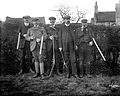 Wright and his brothers with shooting party (cf. K9) YORYM-S496.jpg
