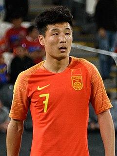 Wu Lei Chinese footballer