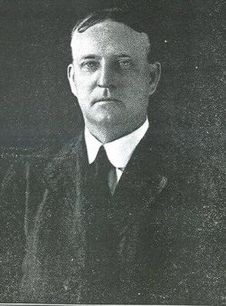 W. Tate Brady - Wyatt Tate Brady