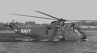 Sikorsky SH-3 Sea King - XHSS-2 Sea King prototype
