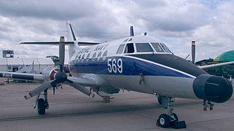 Handley Page Jetstream - Jetstream T2 of the Royal Navy