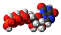 Xanthosine triphosphate molecule spacefill.png