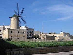 Żurrieq - Xarolla Windmill.