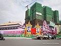Xi Jinping and Norodom Sihamoni portrait Phnom Penh (04).jpg
