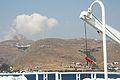 Xobourgo from ferry, Tinos, 090821.jpg