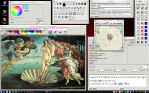 XPaint - Image: Xpaint 2.9.1 screenshot