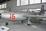 Yakolev Yak-23 '16' (SP-GLK) (15931710336).jpg