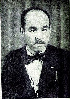 Yasujirō Shimazu Japanese film director