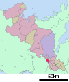 Yawata in Kyoto Prefecture Ja.svg