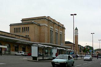 Gare de Belfort - Gare de Belfort