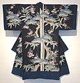 Yogi (kimono-shaped bed cover) from Japan, Honolulu Museum of Art 5364.1.JPG