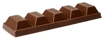 Yorkie (chocolate bar) - A Yorkie bar