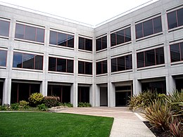 YouTube headquarters in San Bruno