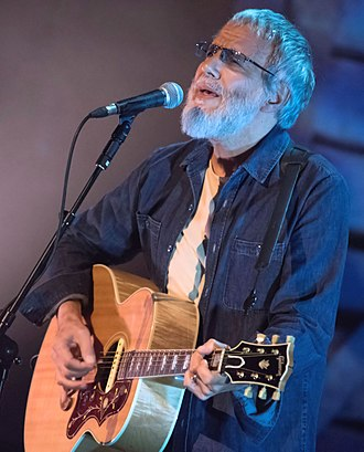 Cat Stevens - Image: Yusuf Islam BBC2 Folk Awards