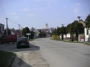 Záhorská Ves - Image: Zahorskaves 2