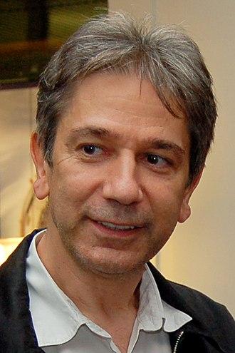 Animal Logic - Animal Logic's co-founder, Zareh Nalbandian, in 2009