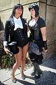 Zatanna & Steampunk Catwoman (11629104975).jpg