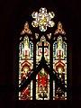 Zeal Monachorum, church window and screen - geograph.org.uk - 1464761.jpg