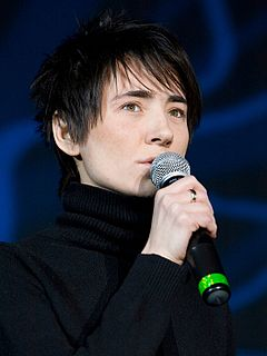 Zemfira Russian rock musician and songwriter
