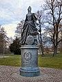Zerbst,Denkmal Sophie Auguste Friederike,Katharina II.(Russland).jpg