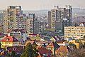 Zgorzelec osiedle zachodnie - dwa wieżowce 2011 - panoramio.jpg
