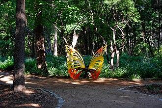 Zilker Botanical Garden - Image: Zilker Park 2008 04 05 a