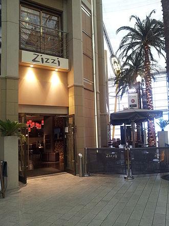 Zizzi - Zizzi restaurant in The O<sub>2</sub>, London