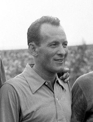 Zlatko Čajkovski - Zlatko Čajkovski in 1953