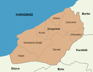 Zonguldak location districts.png