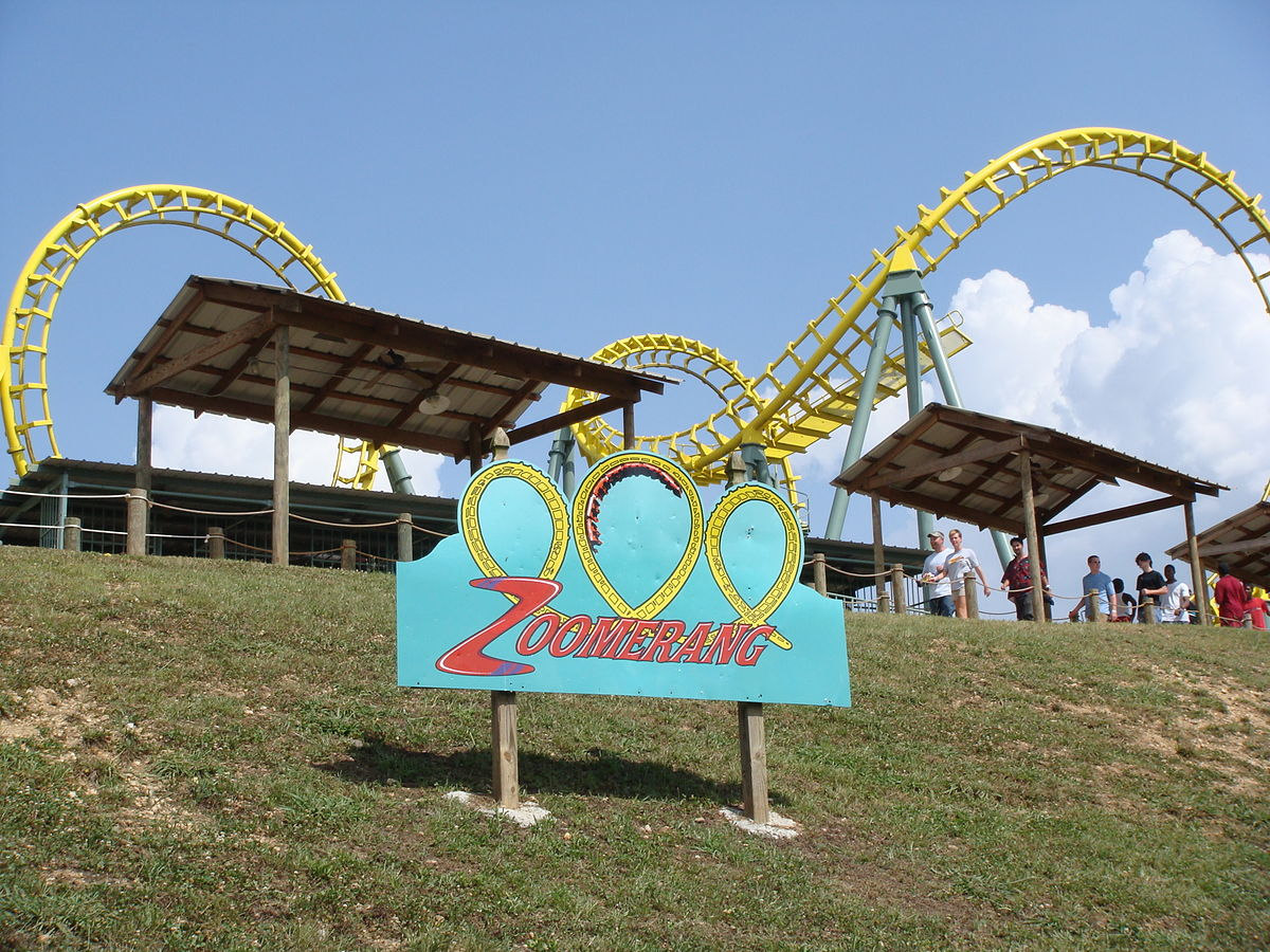 Negative-G is about the fun of amusement parks, theme parks and my favorite roller coasters with photos, trip reports and reviews of over sixty amusement parks across the United States and Canada.