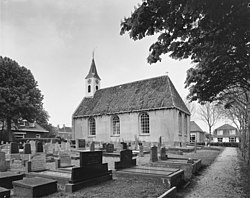 Protestant Church in 1976