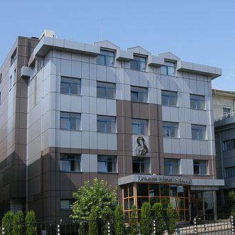 St. Ekaterina Hospital - St. Ekaterina Hospital