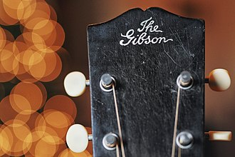 """Gibson L-1 - Image: """"The Gibson"""""""