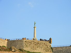 """The Victor"" from ""Down Town"" of Kalemegdan.jpg"