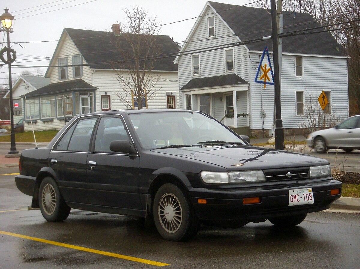 Nissan Violet - Wikipedia