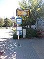 'Széchenyi tér' bus stop, 2020 Zalaegerszeg.jpg