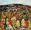 'The Mountain, Autumn' by Marsden Hartley, Columbus Museum of Art.jpg