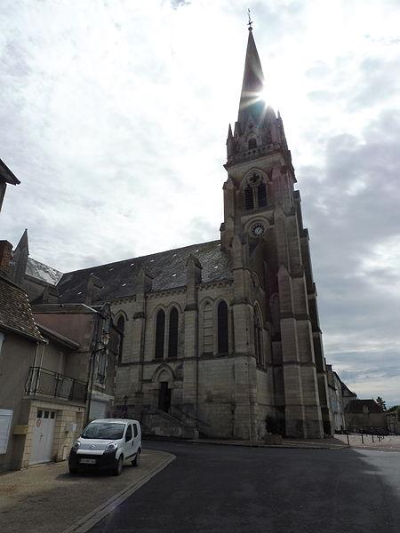 Saint-Martial of Montmorillon Church 3