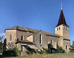 Église St Blaise - Dommartin - Bâgé Dommartin - 2020-08-20 - 10.jpg