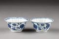 Östasiatisk keramik. Koppar, 2 st - Hallwylska museet - 95782.tif