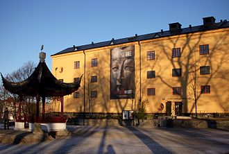Museum of Far Eastern Antiquities, Stockholm - Museum of Far Eastern Antiquities