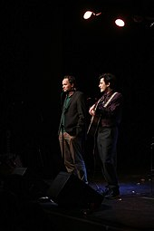 Österreichischer Kabarettpreis 2012 17 Manuel Rubey und Thomas Stipsits.jpg