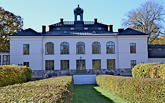 Täby Municipality - Näsby Manor