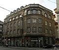 Činžovní dům Diamant (Nové Město), Praha 1, Spálená 4, Nové Město.JPG